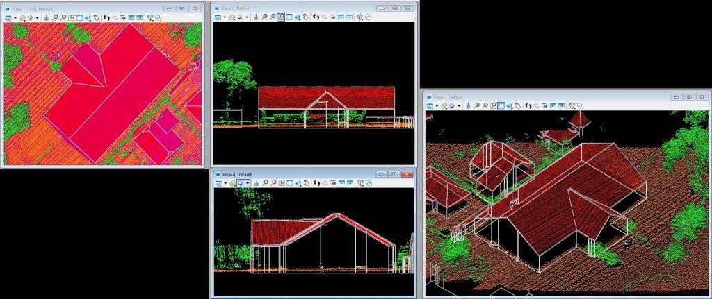 Building Vectorisation